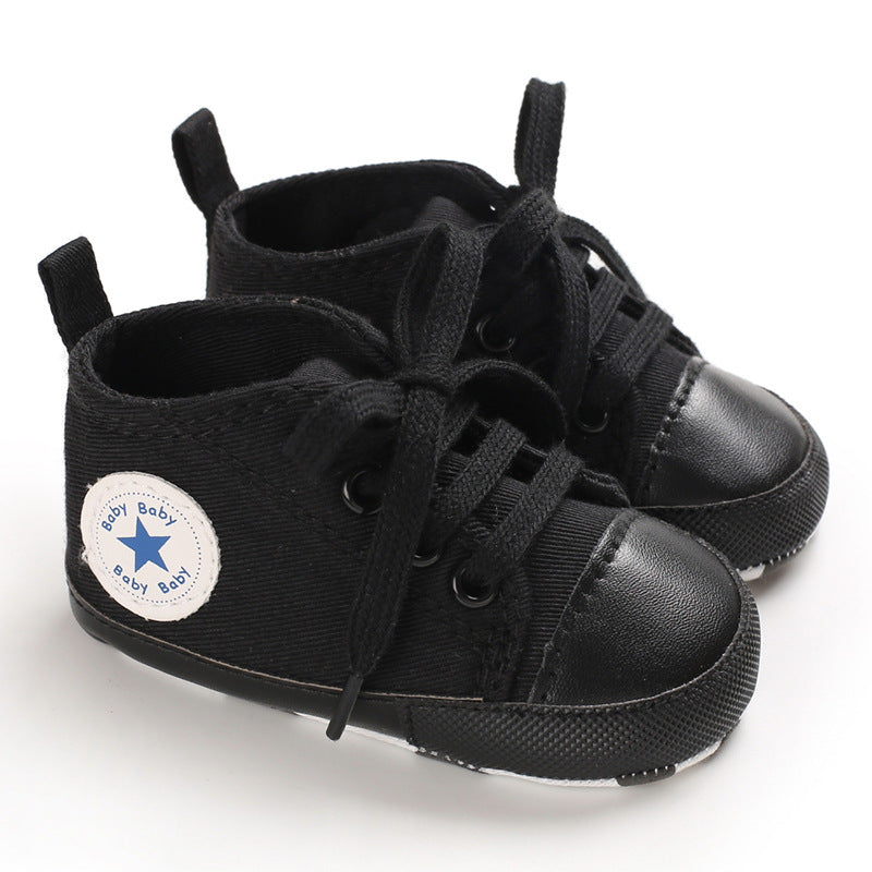 Star KIcks - Black