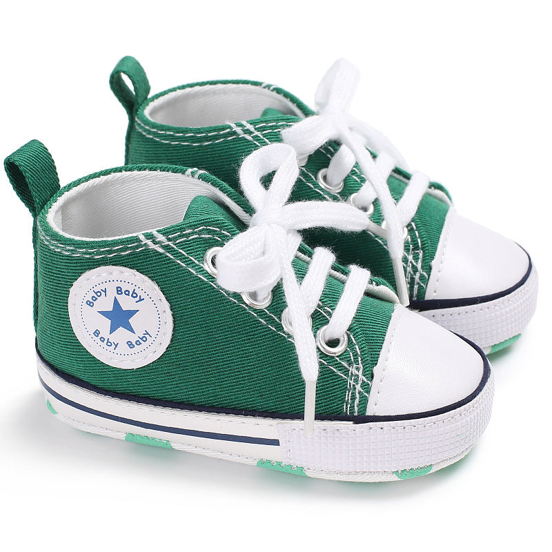Star Kicks - Green