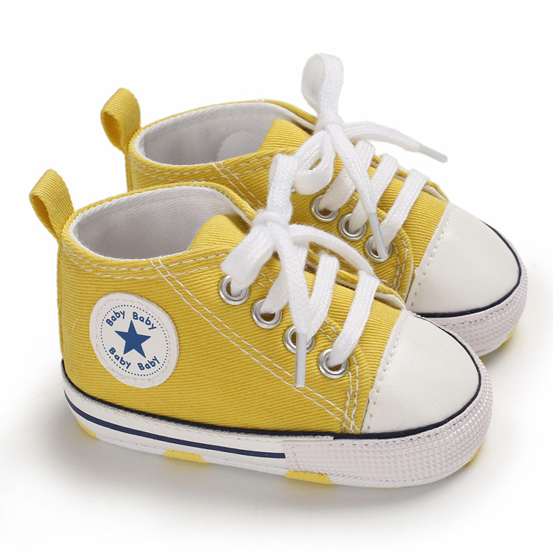Star KIcks - Yellow
