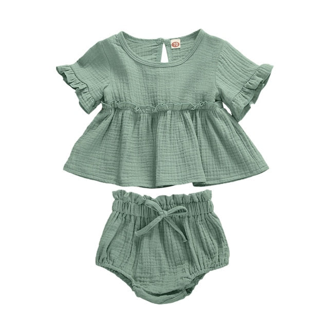Meadow Bloomer Set - Sage