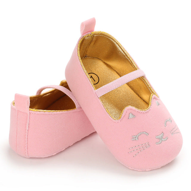 Kitty Sandals - Pink