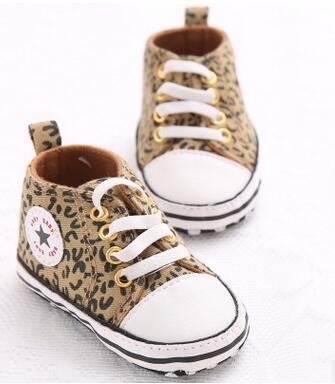 Star Kicks - Leopard