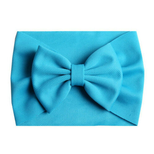 Bow Headband -  Blue