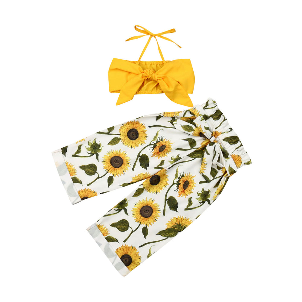 Sunflower Crop Set