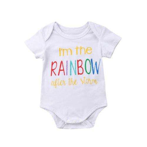 Rainbow Bodysuit