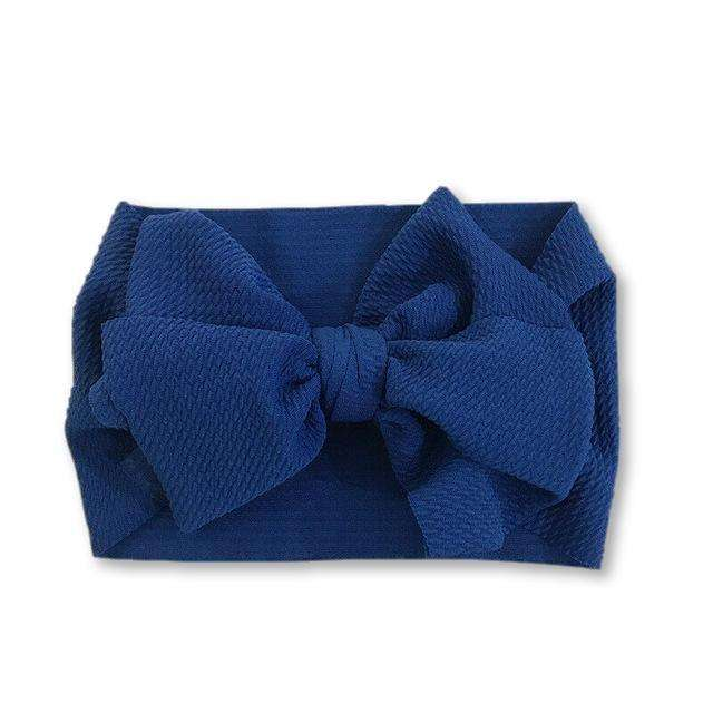 Wrap Headband - Blue