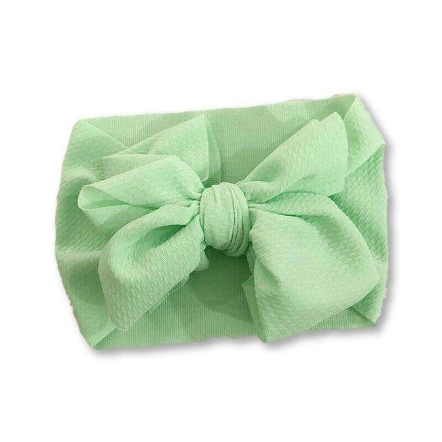 Wrap Headband - Green