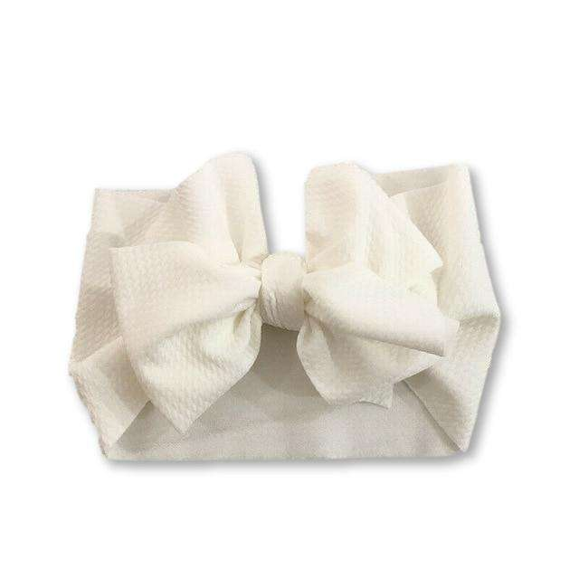 Wrap Headband - White