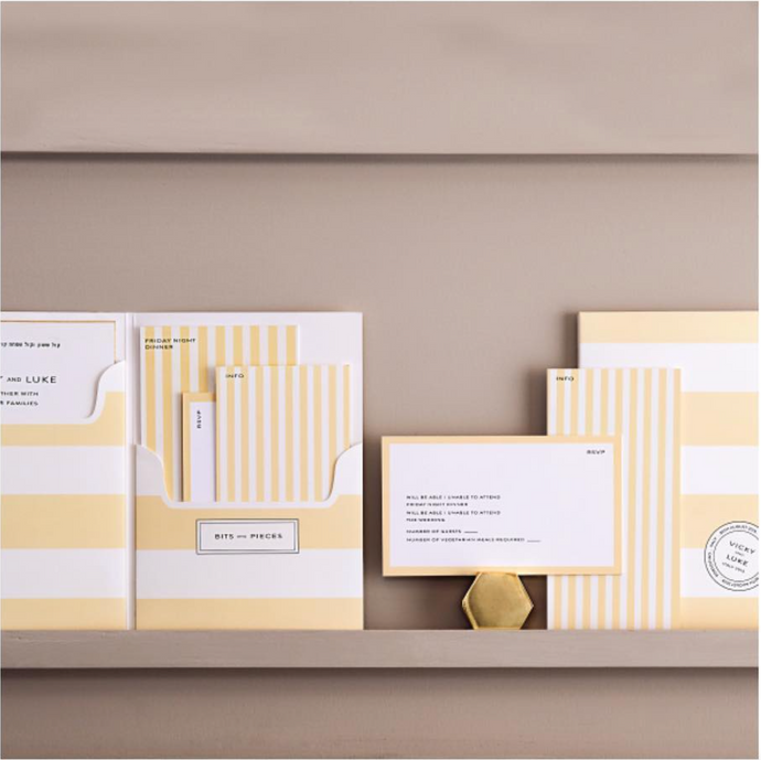 HOW TO CREATE PAPER-PERFECT WEDDING INVITATIONS