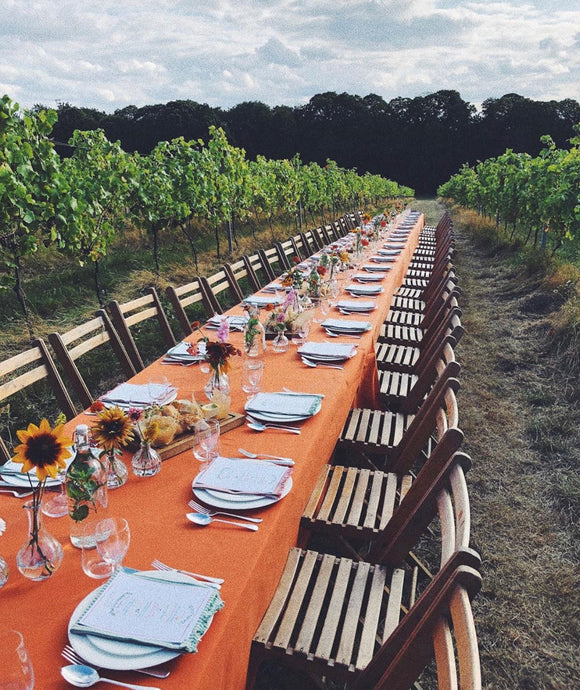FORGET BARNS - THIS IS THE NEW RUSTIC WEDDING VENUE