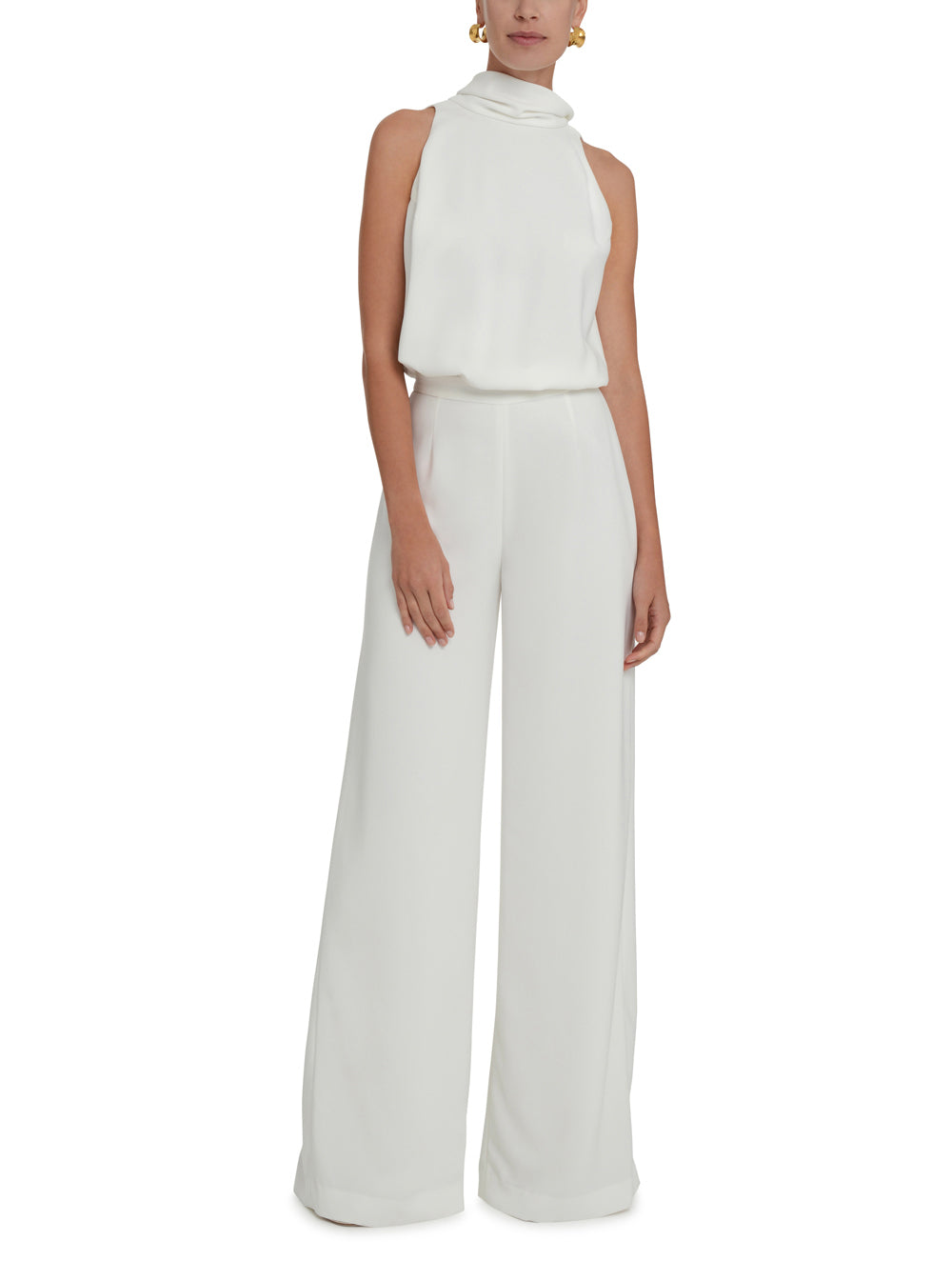 Load image into Gallery viewer, STYLE 007 //  HALTER JUMPSUIT