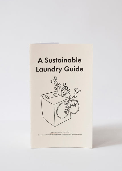 A Sustainable Laundry Guide