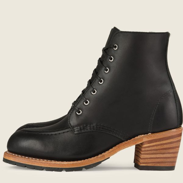 Clara Boots in Black