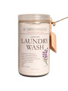 Lavender Laundry Wash
