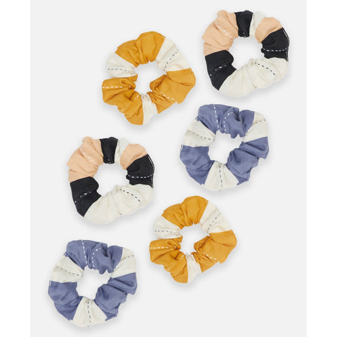 Anchal Stripe Scrunchie