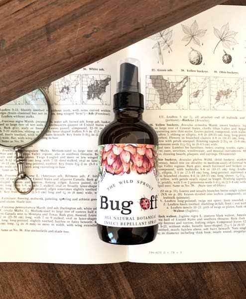Bug Off Insect Repellant Spray