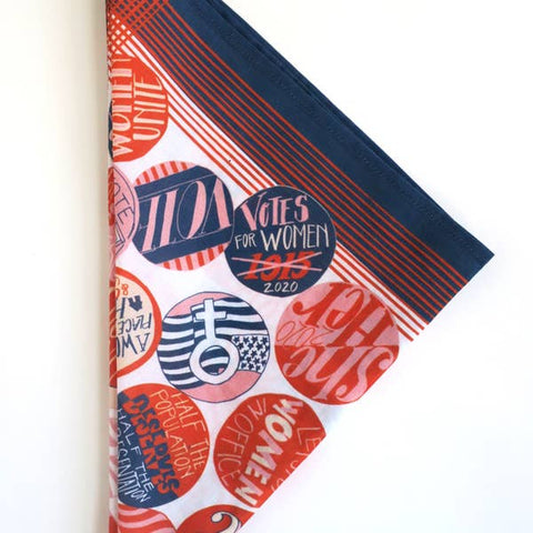 Votes for Women Bandana