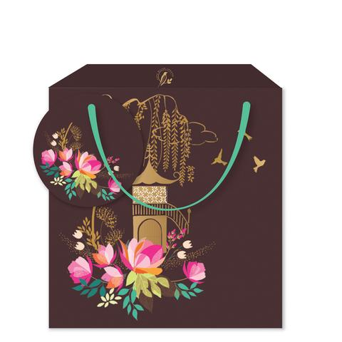 Sara Miller Pagoda Small gift Bag