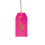 Giraffe Set of 6 Gift Tags
