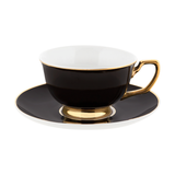 Signature Teacups, Ebony