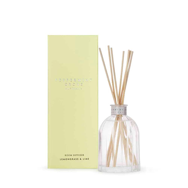 Diffuser 200ml - Lemongrass & Lime