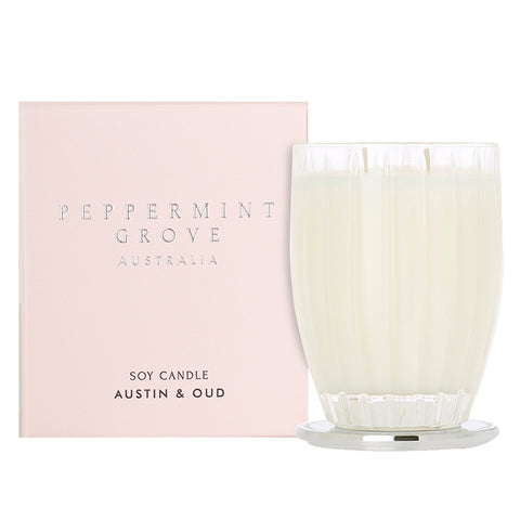 Candle 350g  - Austin & Oud