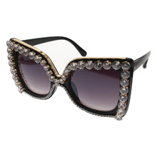 Bette Rhinestone Sunglasses (more colors)