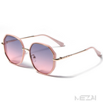 Fefe Polygon Sunglasses