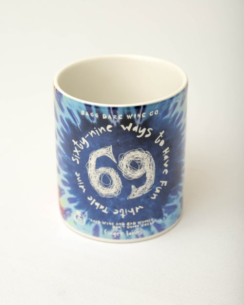 69 Ways to Have Fun Mug - Three Brothers Wineries and Estates