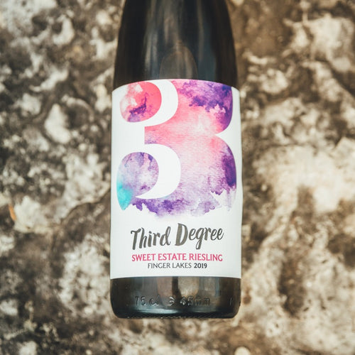 2019 Third Degree of Riesling - Three Brothers Wineries and Estates