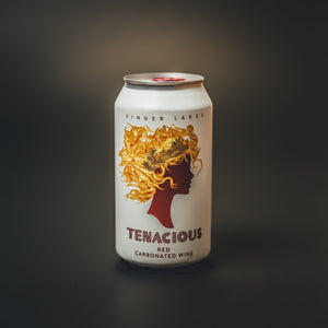 Tenacious Sparkling Wine - Single Can - Three Brothers Wineries and Estates