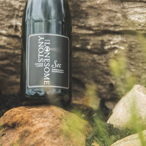 Sec Sparkling Chardonnay - Three Brothers Wineries and Estates