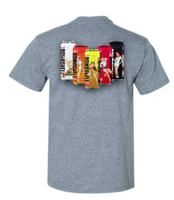 Load image into Gallery viewer, Bombshell Cans T-Shirt - Three Brothers Wineries and Estates