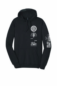 3Bros Logos Hoodie - Three Brothers Wineries and Estates