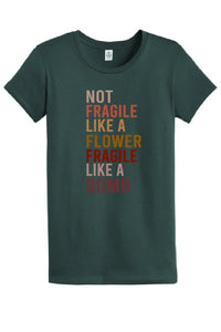 War Horse Brewing Fragile Tee - Three Brothers Wineries and Estates