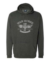 Load image into Gallery viewer, War Horse Tailgate Hoodie - Three Brothers Wineries and Estates