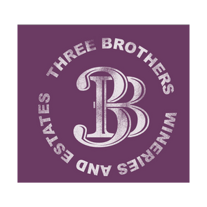 Three Brothers Logo Hoodie - Three Brothers Wineries and Estates