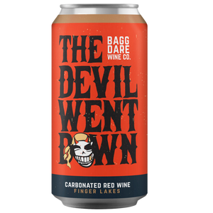 The Devil Went Down - Single Can - Three Brothers Wineries and Estates