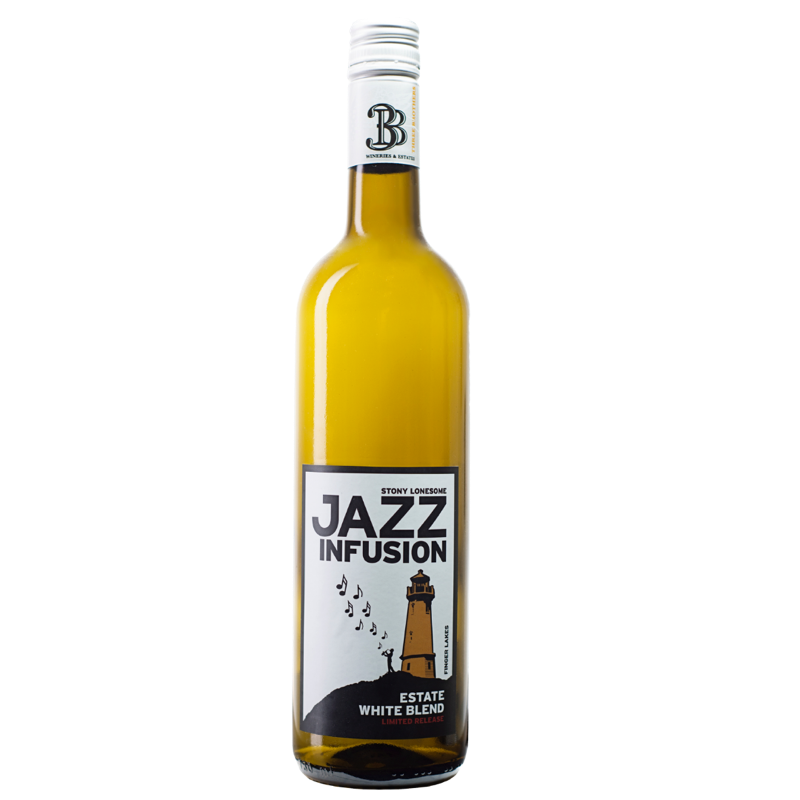 NV Jazz Infusion White Blend - Three Brothers Wineries and Estates