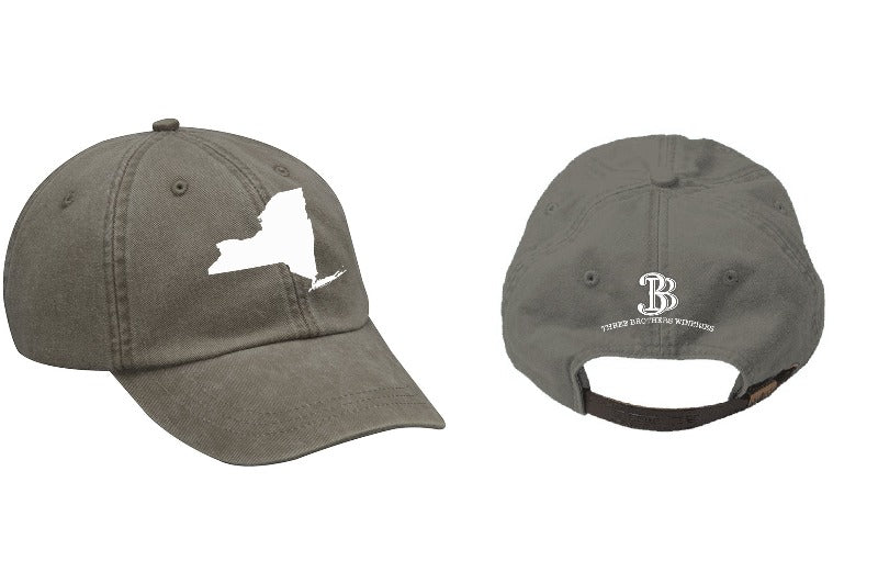 NYS 3Bros Hat - Three Brothers Wineries and Estates