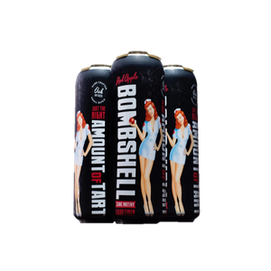Red Apple Bombshell Cane Mutiny Hard Cider 4-pack - Three Brothers Wineries and Estates