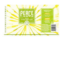 Load image into Gallery viewer, Peace Pear Wine Spritzer 4-Pack - Three Brothers Wineries and Estates