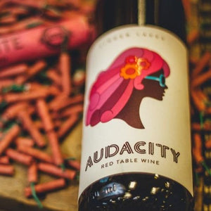 Audacity - Three Brothers Wineries and Estates