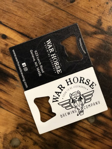 War Horse Bottle Opener - Three Brothers Wineries and Estates