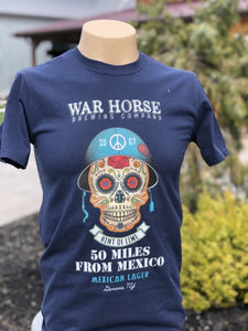 50 Miles From Mexico T-Shirt - Three Brothers Wineries and Estates