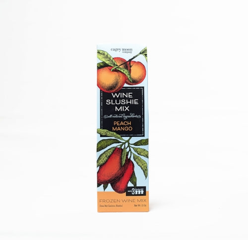 Peach Mango Slushie Mix - Three Brothers Wineries and Estates