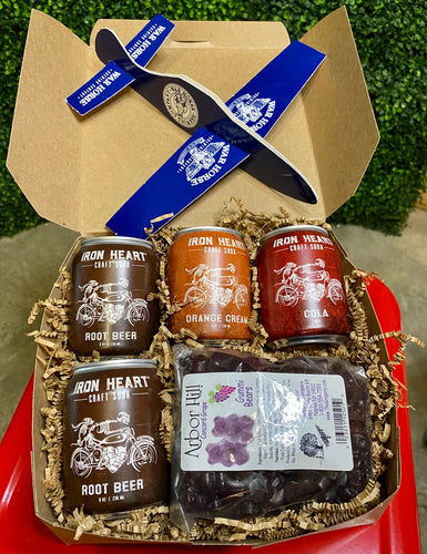 Ice Cream Float Gift Box - Three Brothers Wineries and Estates