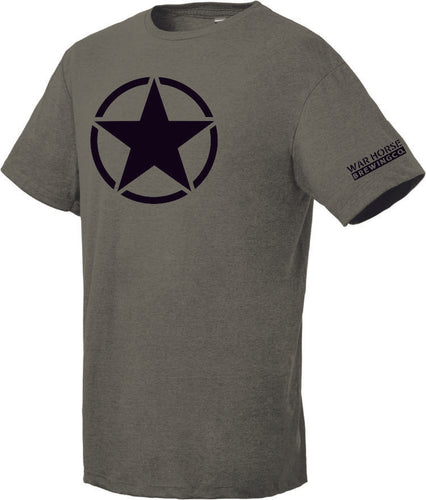 War Horse Star T-Shirt - Three Brothers Wineries and Estates