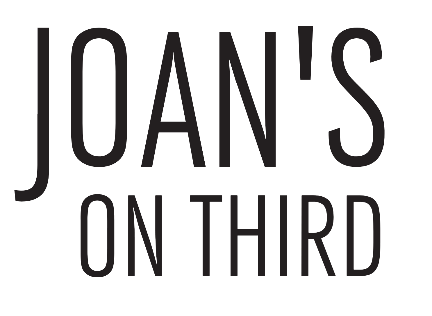 joan's on third logo