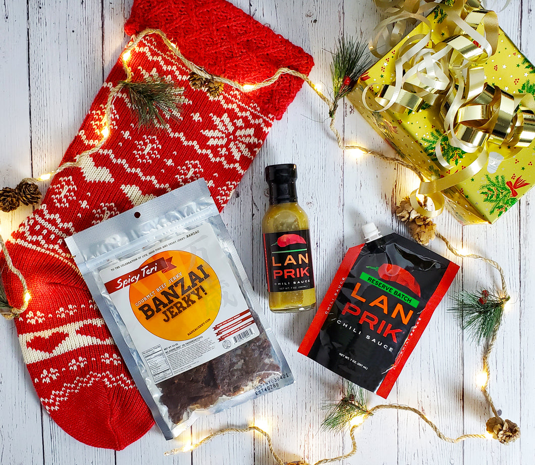 Wrapped Gift Set - Beef Spicy Set (🎁 🐄)